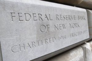 Something is very wrong at the New York Fed
