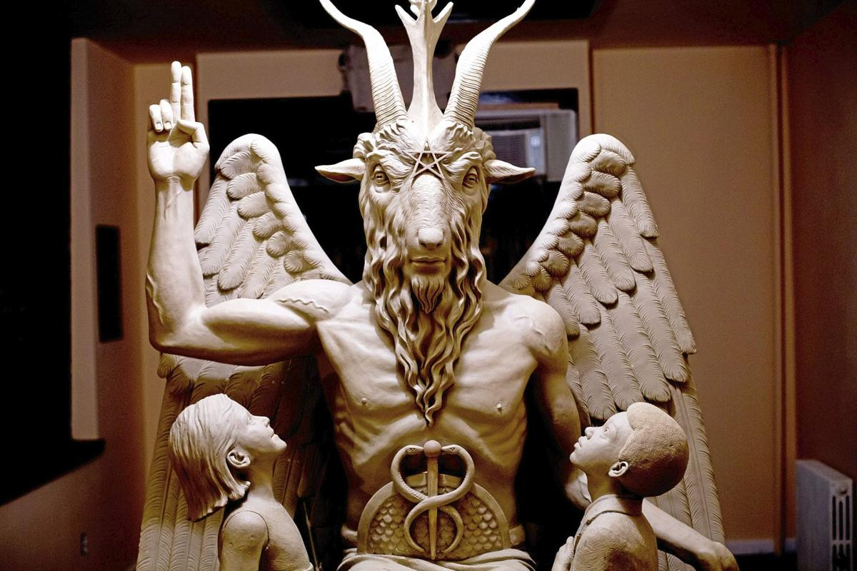 Satan is a corporation