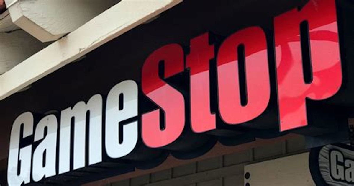 The Gamestop Garbage Stops Here